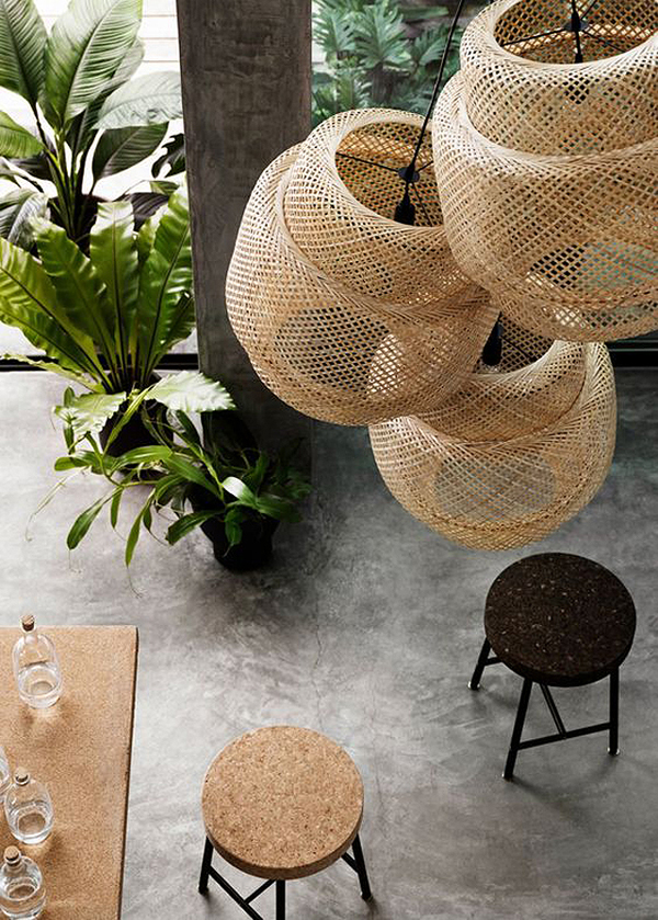 20 Basket Lighting Ideas With Natural Elements