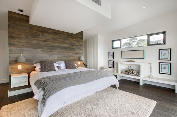 creative bedroom design. What Is In Your Mind When You Hear Wood Paneling? Probably Most Of Will Think About Panel\u0027s Very Popular The 70\u0027s. But I\u0027m Sure After Seeing This Creative Bedroom Design