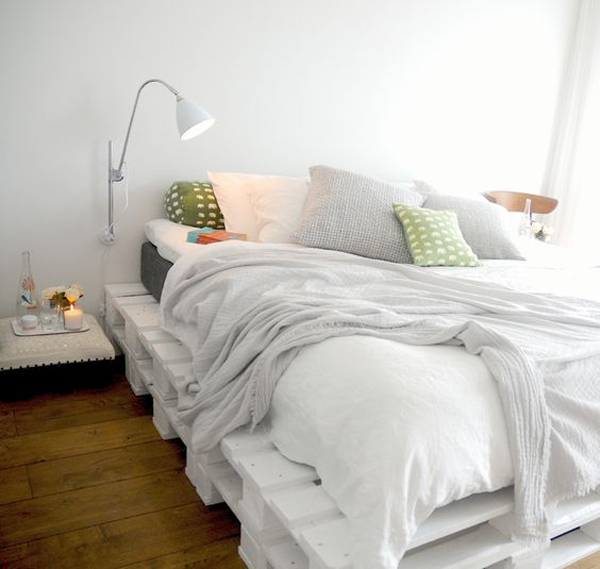 Cute White Bed Frames