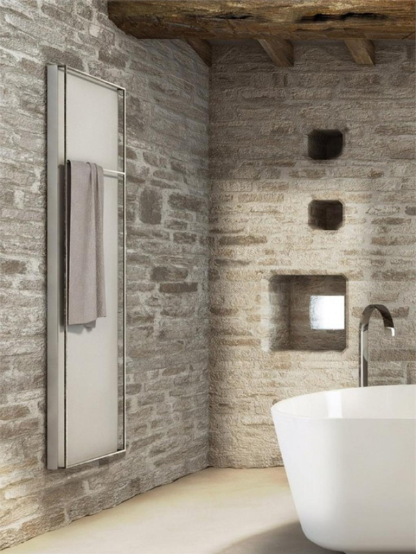 Natural stone bathroom designs crowdbuild for for Bathroom designs natural