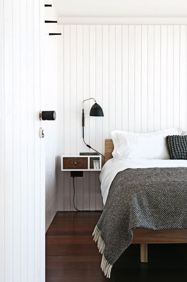 Wood Paneled Room Design: 20 Modern And Creative Bedroom Design Featuring Wooden