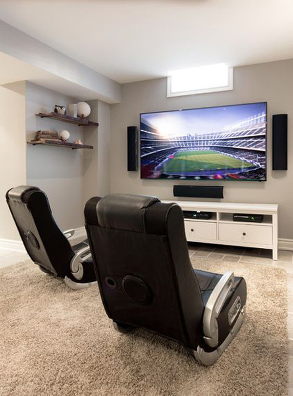 Cozy Video Gaming Furniture