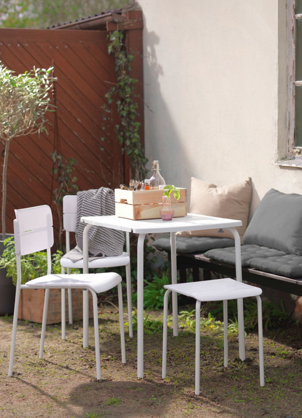 27 Relaxing Ikea Outdoor Furniture For Holiday Every Day Home Design