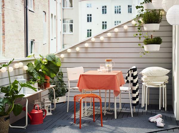 Ikea Outdoor Dining Room