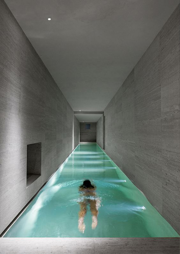 25 stunning indoor pools to make you relax | home design and interior