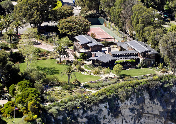 10 Spectacular And Luxurious Celebrity Homes Home Design