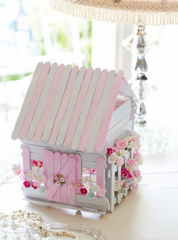 25 pretty diy popsicle stick for home decor home design