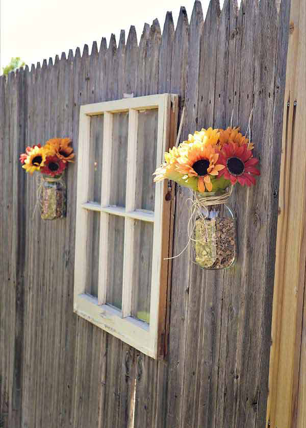 25 Most Beautiful Garden Fence Decorations Home Design