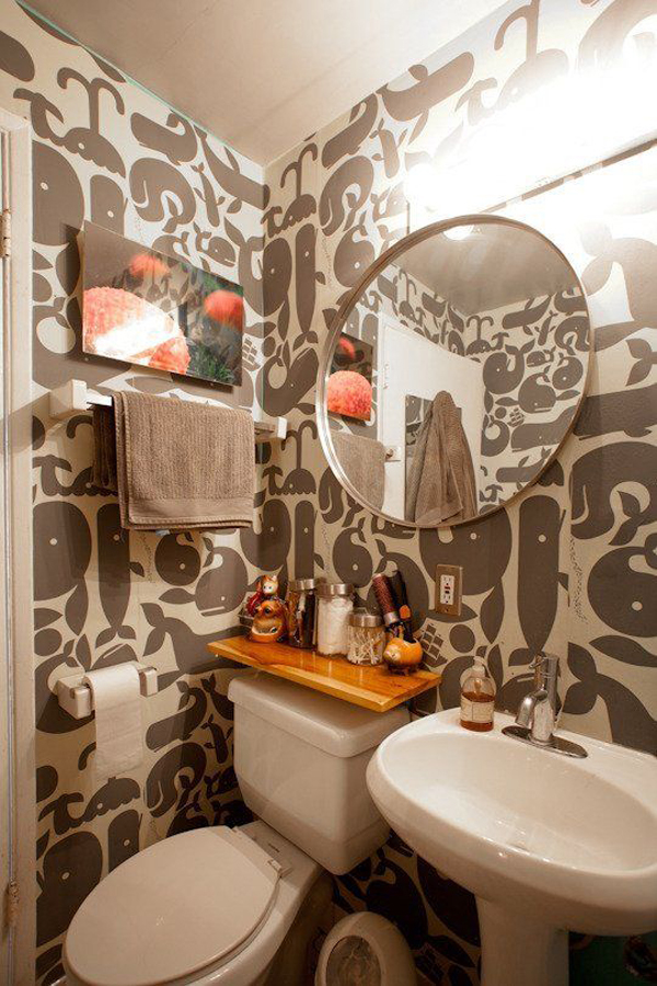13 clever solutions for small bathrooms home design and