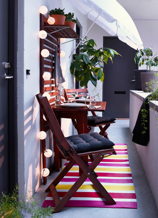 Balcony Privacy Ideas Ikea