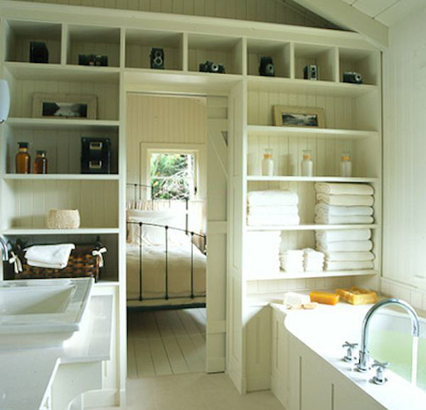 bathroom built in storage ideas 13 clever solutions for small bathrooms home design and 22963