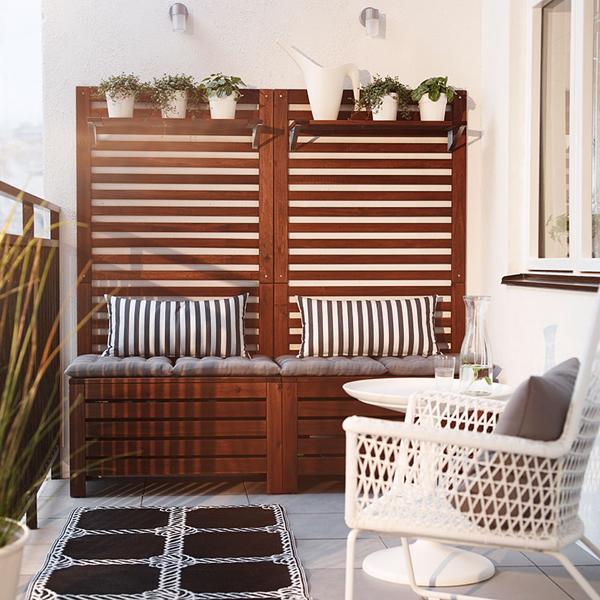 Мебель на балкон икеа