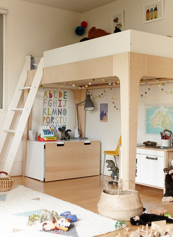 20 ikea stuva loft beds for your kids rooms home design and interior