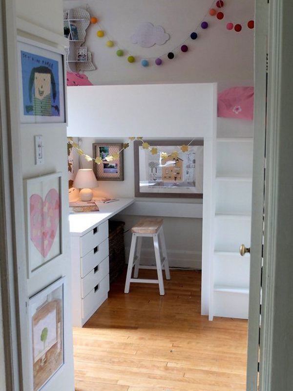 Pics For Ikea Stuva Loft Bed: futon for kids room