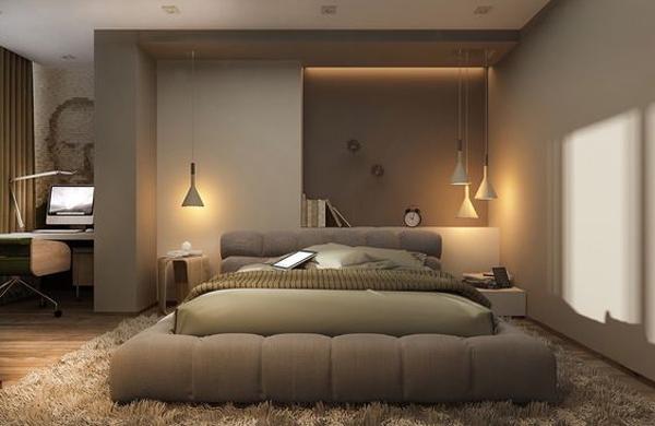 Modern Bedroom Lighting Ideas 20 modern and artistic bedroom lights | home design and interior