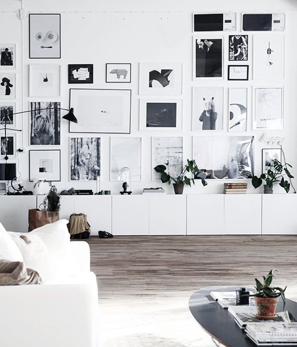 Ikea Wall Decor Decorating Ideas
