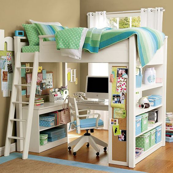 Ikea Stuva Loft Bed Hack