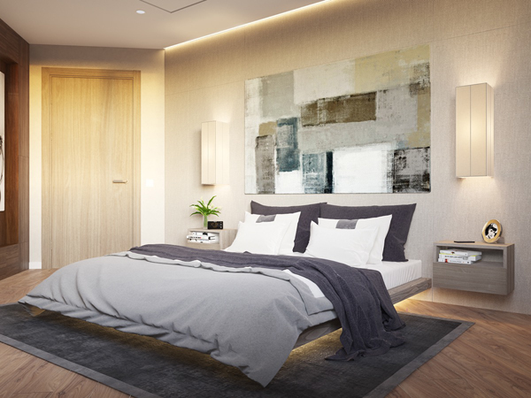 exciting bedroom lighting ideas | 20 Modern And Artistic Bedroom Lights | Home Design And ...