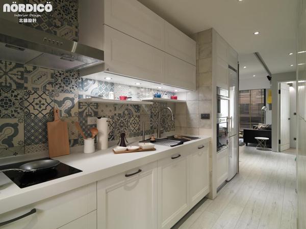 Nordic kitchen designs for Elements kitchen designs