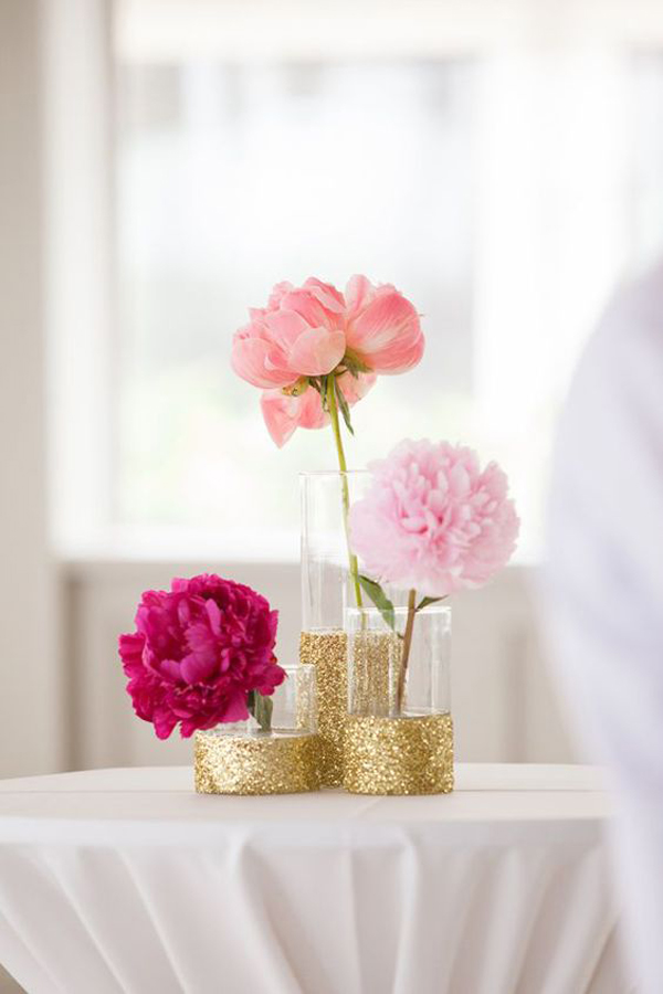 Simple diy table centerpieces for summer