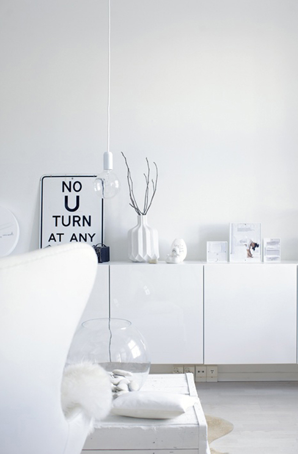 tidy white ikea besta hanging storage ideas. Black Bedroom Furniture Sets. Home Design Ideas