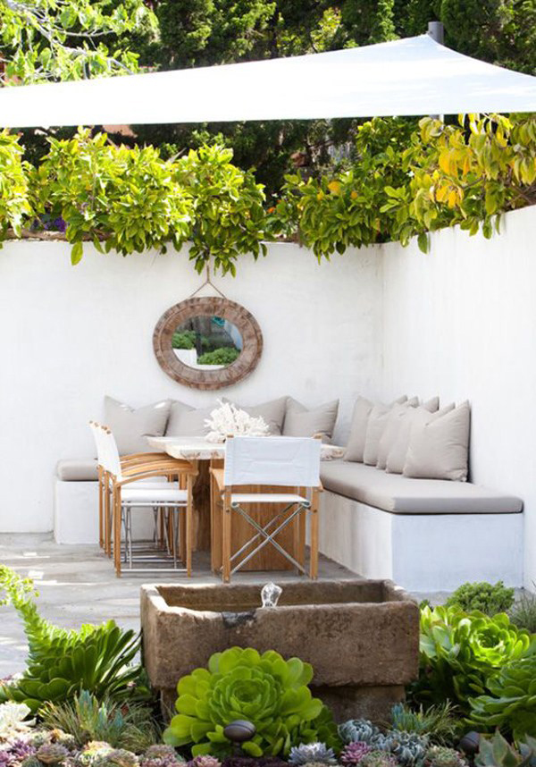 Backyard Space Ideas 20 lovely backyard ideas with narrow space | home design and interior