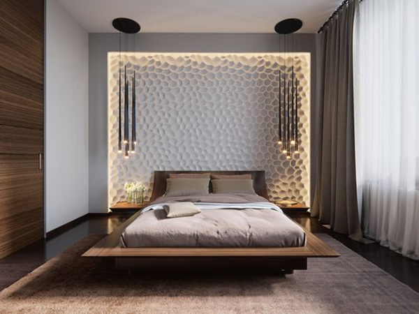 Unique Modern Bedroom Lights
