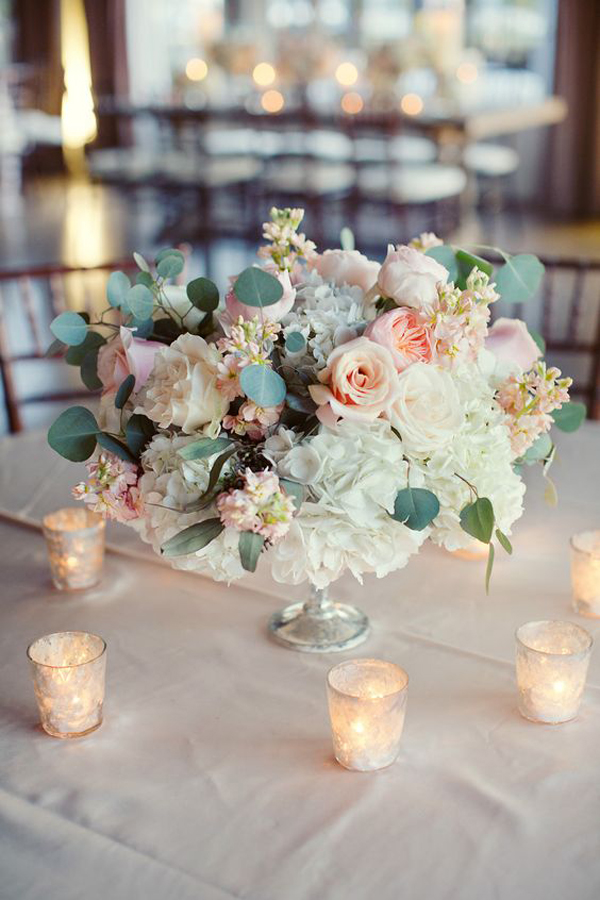 Beautiful flower centerpieces for summer table home