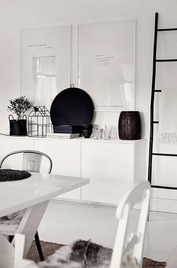 White ikea besta unit storage decor for Decor units