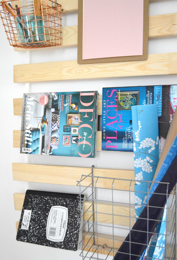 Ikea Dresser Drawers WonT Close ~ Gallery of IKEA Bed Slats Wall Hanging Organizers For Every Room