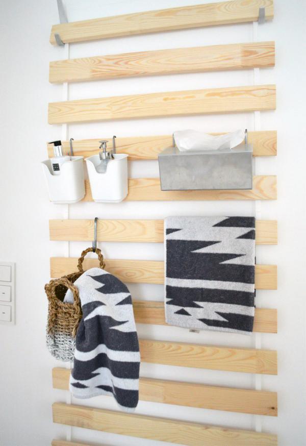 Ikea Bathroom Wall Hanging Ideas