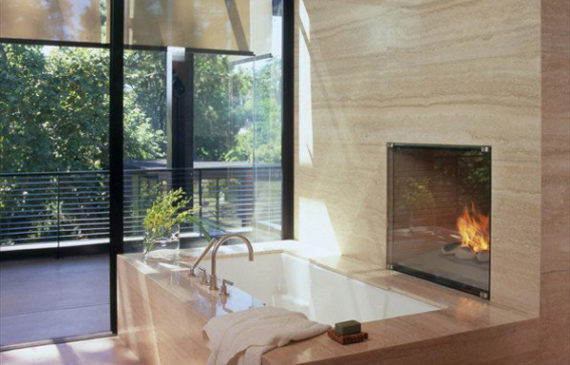 bathroom-apartment-with-fireplace-decor