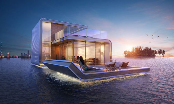 beautiful-sunset-in-floating-homes