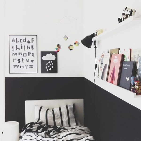 Black And White Bedroom For Teen Girls Home Design And Interior - Black and white bedroom designs for teenage girls