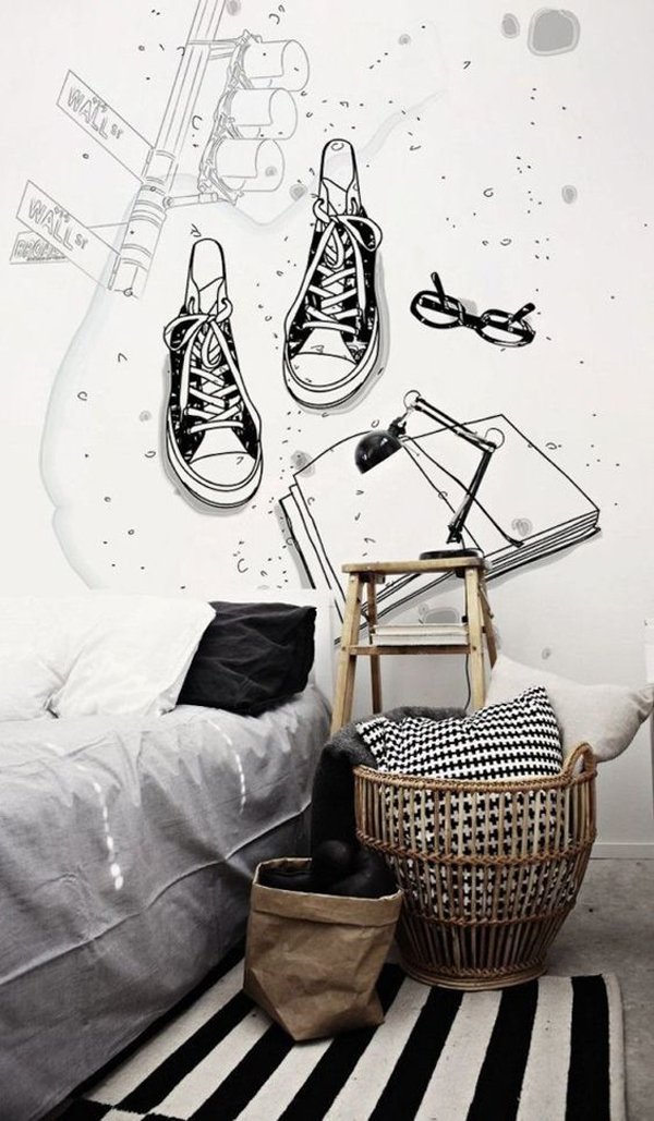 Cool Wallpaper For Teenager Bedrooms Home Design And Interior - Home-design-wallpaper