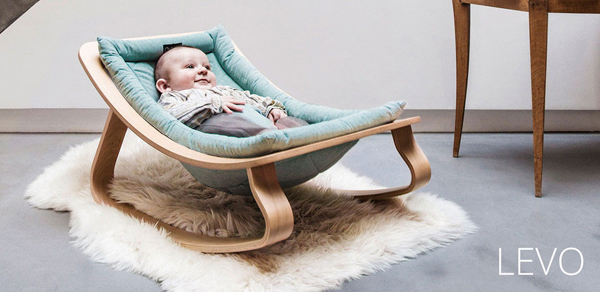 New children furniture collection by charlie crane home for Chaise haute babybjorn