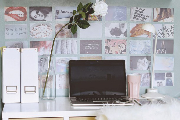 25 youthful and minimalist workspace styles home design for Minimalist bedroom for teenager