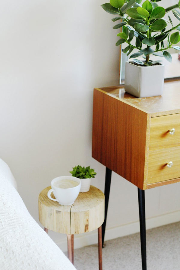 15 smart nightstand ideas for small space solutions home design and interior - Smart furniture for small spaces handy solutions ...