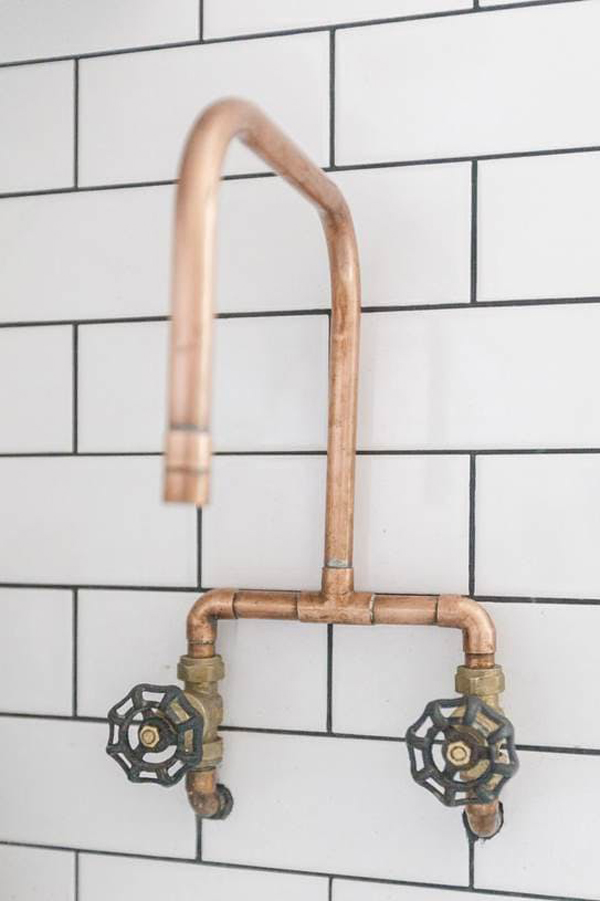 diy-copper-kitchen-faucet | Home Design And Interior