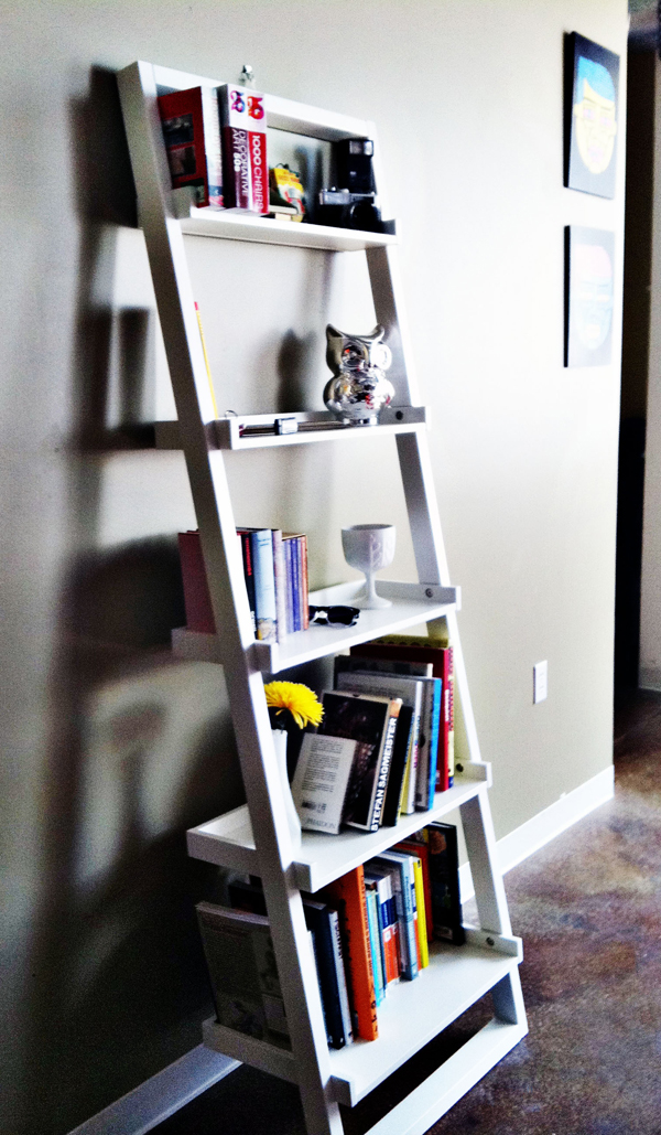 10 favourite bookshelves for young adults home design and interior - Minimalist images of bookshelves with ladder for home interior decoration ...
