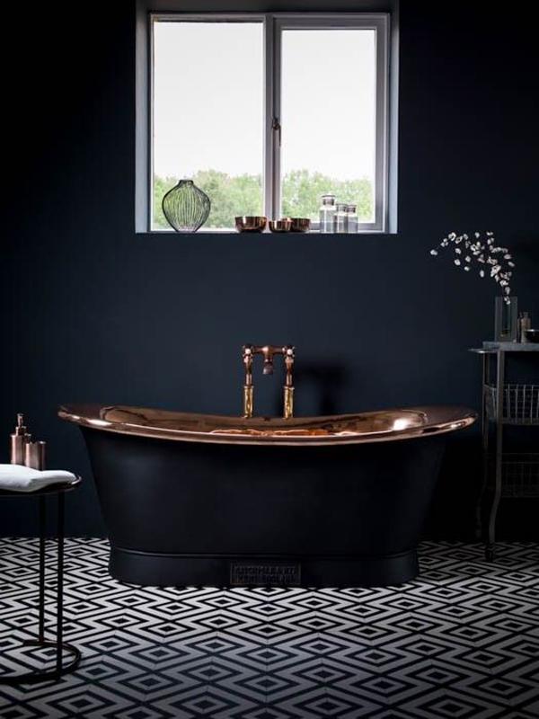 Black Bathtub Designs. «
