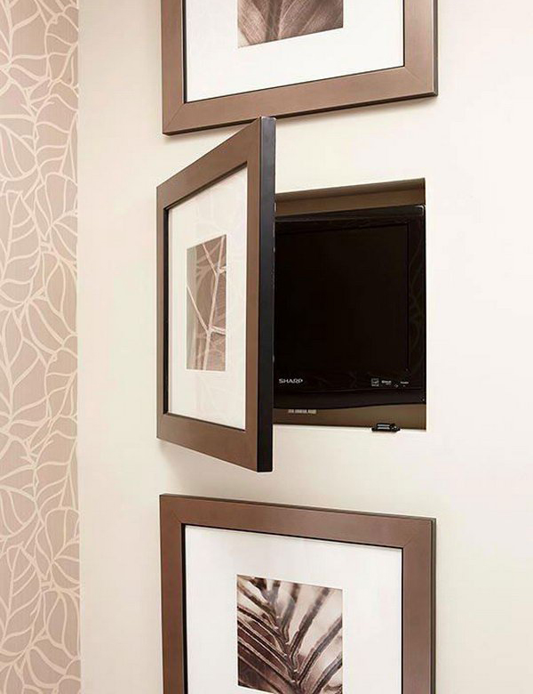 41 raffinierte geheimverstecke f r mehr stauraum in deiner wohnung genial wohnen. Black Bedroom Furniture Sets. Home Design Ideas