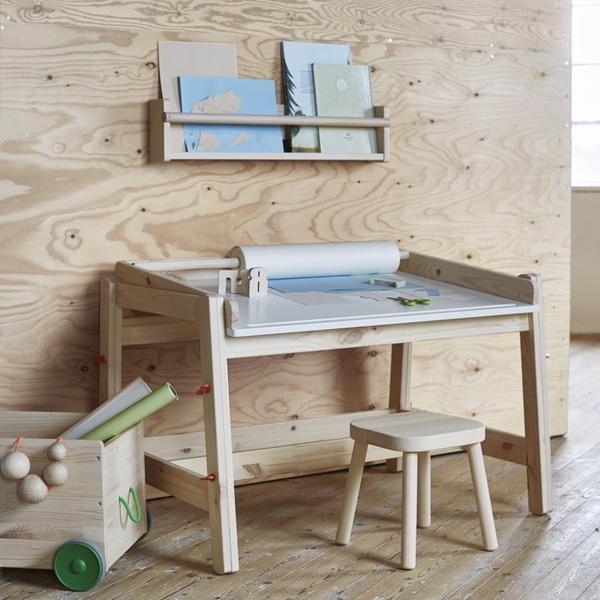 IKEA Flisat Kids Furniture With Scandinavian Vibes