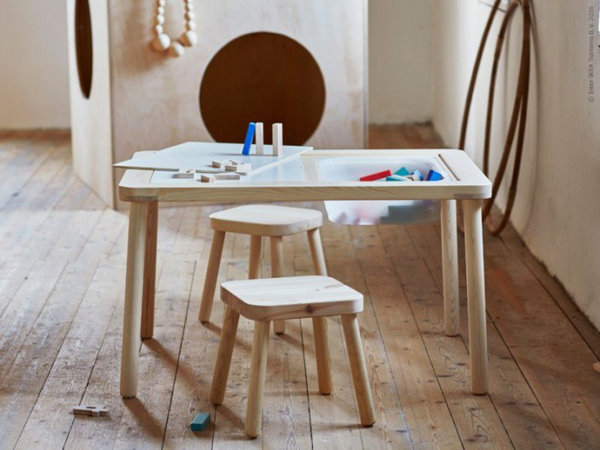 Attirant This Time IKEA Has Made Fun And Durable Furniture For Kids Whose Both  Parents And Kids Will Love. Here Are Some Collection Of IKEA Flisat That  Will Live For ...