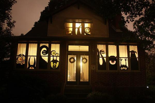 monster-halloween-window-decorations Monster Home Design on aura home design, zombie home design, alejandro home design,