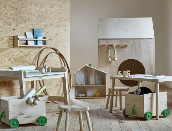 This Time IKEA Has Made Fun And Durable Furniture For Kids Whose Both  Parents And Kids Will Love. Here Are Some Collection Of IKEA Flisat That  Will Live For ...
