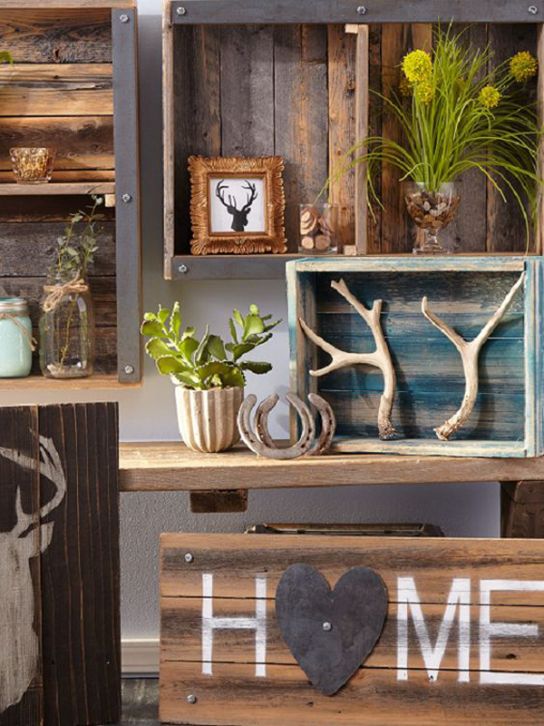 My Home Decor Guide: 20 Cool And Trendy Antler Decorations