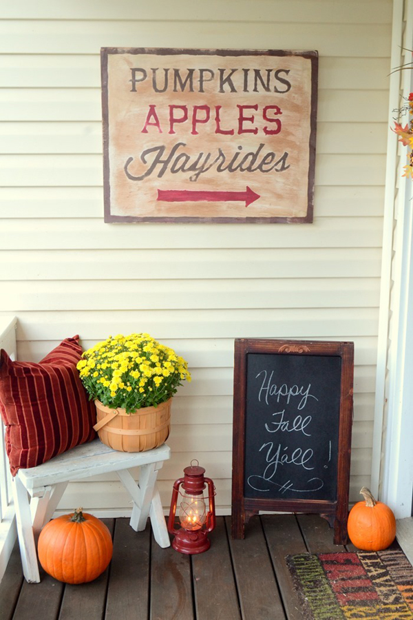 25 DIY Fall Decor Ideas With Rustic Elements Home Design