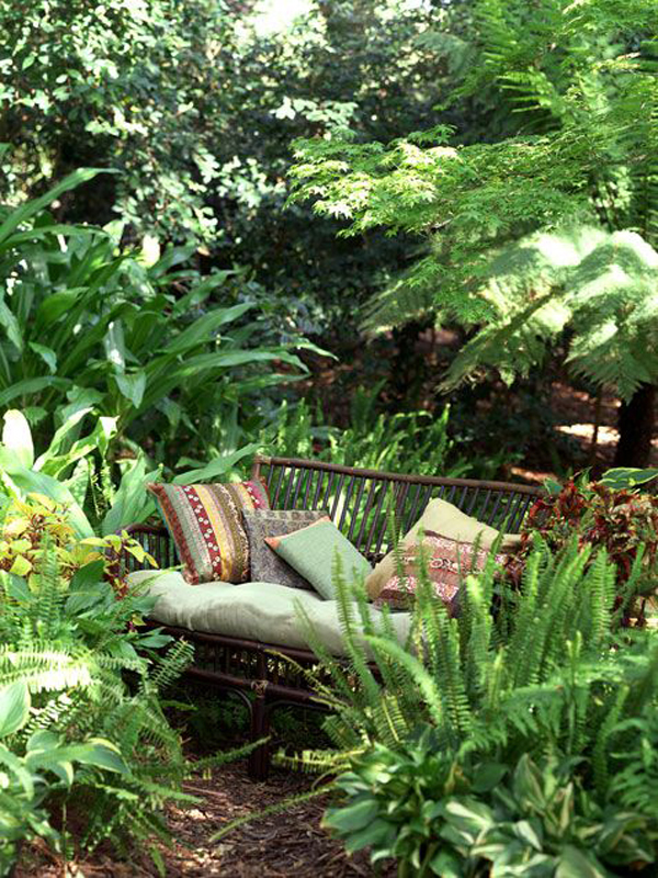 20 Outdoor Reading Nooks With The Secret Garden Home