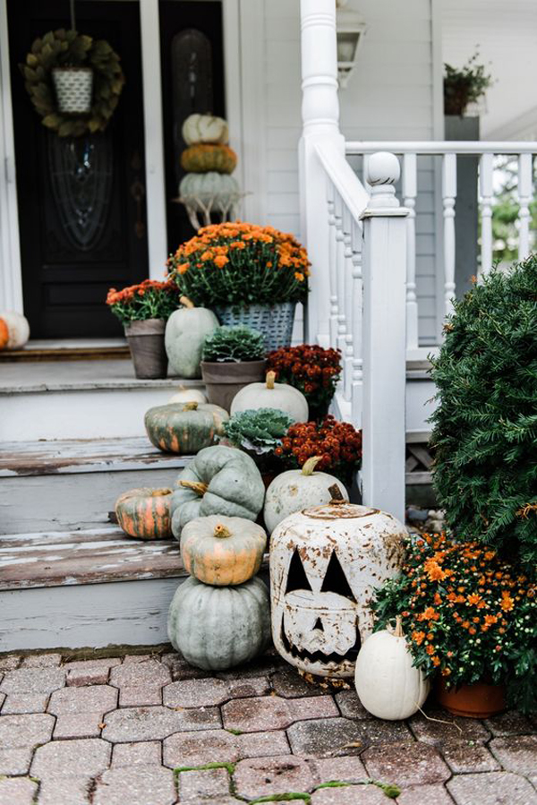 25 DIY Fall Decor Ideas With Rustic Elements